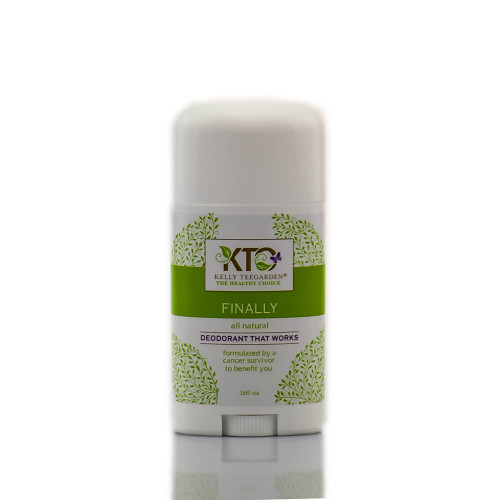 Kelly Teegarden Organics Finally - All Natural Deodorant That Works