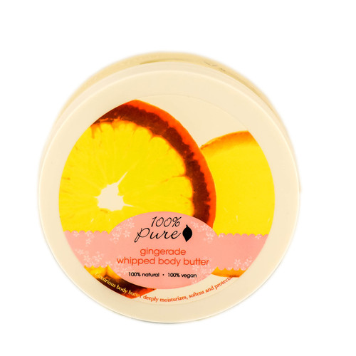 100% Pure Gingerade Whipped Body Butter