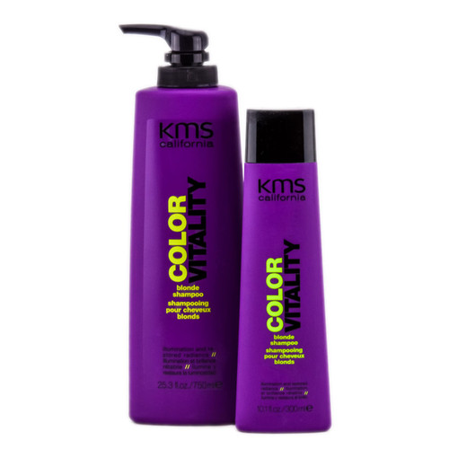 KMS California Color Vitality - Blonde Shampoo