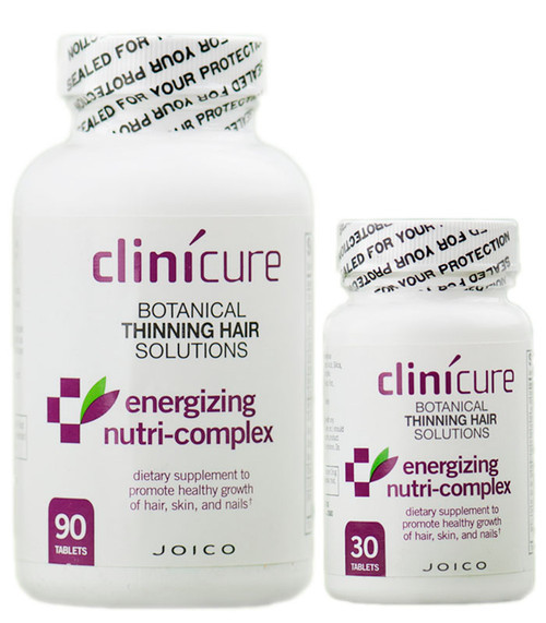 Joico Clinicure Energizing Nutri-Complex Dietary Supplement Vitamins
