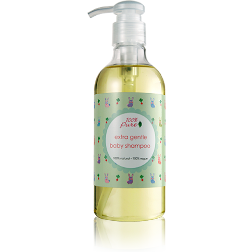 100% Pure Extra Gentle Baby Shampoo