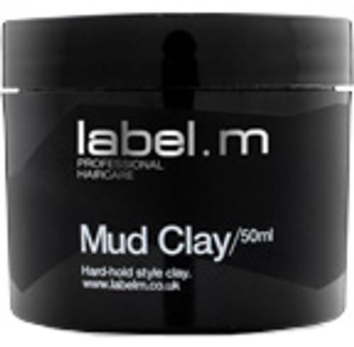 Label. M Mud Clay