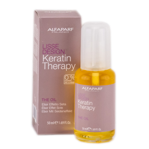 Alfaparf Milano Lisse Design Keratin Therapy The Oil