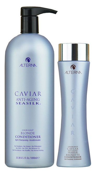 Alterna Caviar Anti-Aging Seasilk Blonde Conditioner