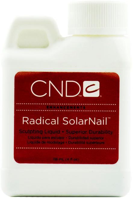 CND Enhancements Radical Solarnail Sculpting Liquid