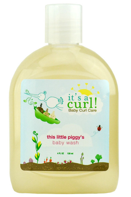 It's a Curl Baby Curl Care - This Little Piggy's Baby Wash by Curls