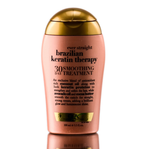 Organix Ever Straight Brazilian Keratin Therapy 30 Day Smoothing Treatment