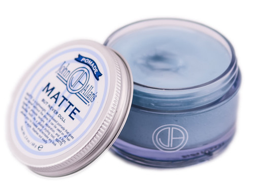 John Allan's Matte But Never Dull Pomade