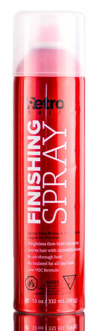 Retro Hair Finishing Spray