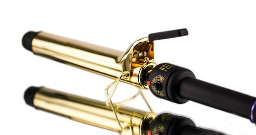 Hot Tools Professional Salon Curling Iron/ Wand- Extra Long Barrel- 24k Gold