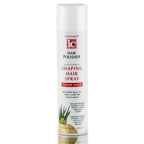 Fantasia IC Hair Polisher Shaping Hair Spray - Super Hold