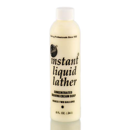 Gabel's Instant Liquid Lather Shaving Cream