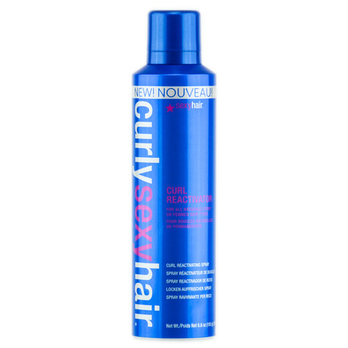 Curly Sexy Hair Curl Reactivator Spray