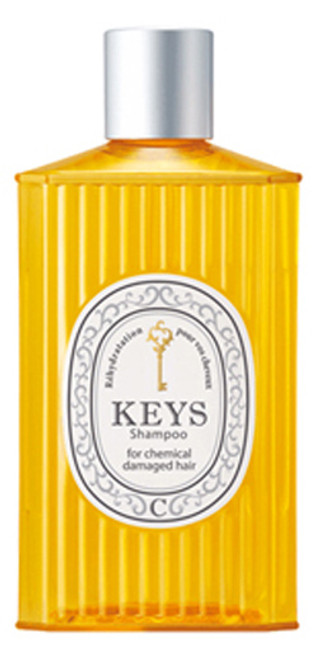 Molto Bene Keys Shampoo C - For Chemical Damaged Hair