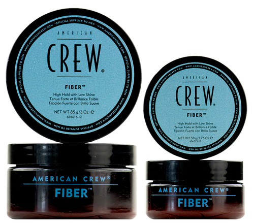 For Him: American Crew Fiber - High Hold With Low Shine