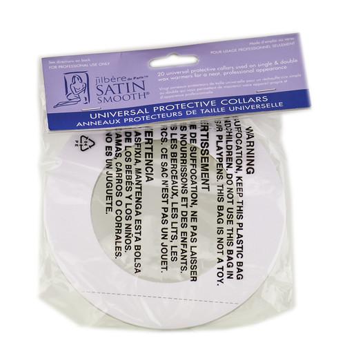 Satin Smooth Universal Protective Collars