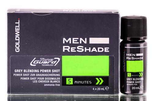 Goldwell Men ReShade Grey Blending Power Shot (4 pack)