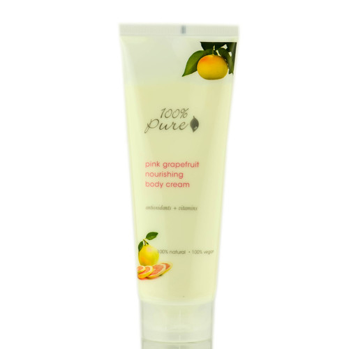100% Pure Pink Grapefruit Nourishing Body Cream