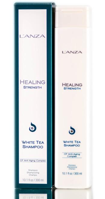 Lanza Healing Strength - White Tea Shampoo