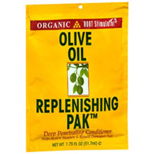 Organic Root Stimulator Olive Oil Replenishing Pak