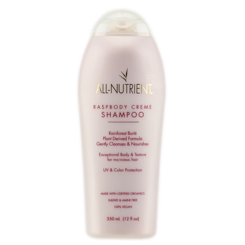 All - Nutrient Raspbody Creme Shampoo