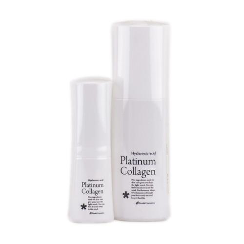 Model Cosmetics Hyaluronic-Acid Platinum Collagen Leave-In Hair Treatment