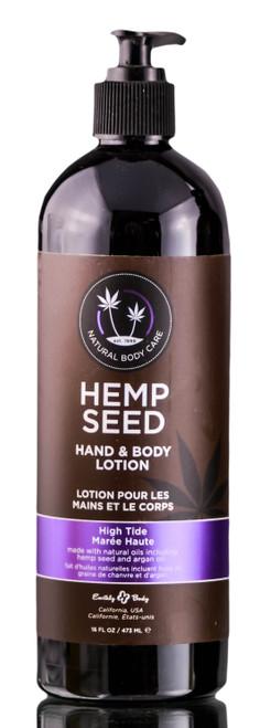 Earthly Body High Tide Hemp Seed Hand & Body Lotion