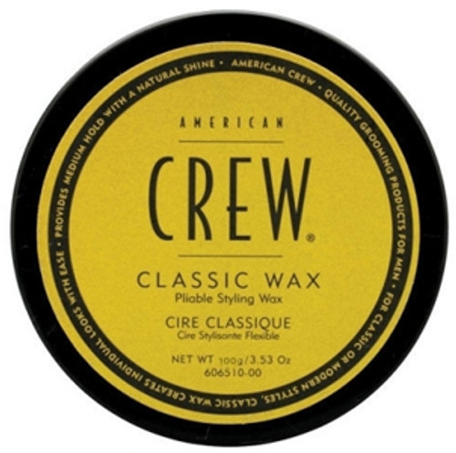 American Crew Classic Wax - pliable styling wax
