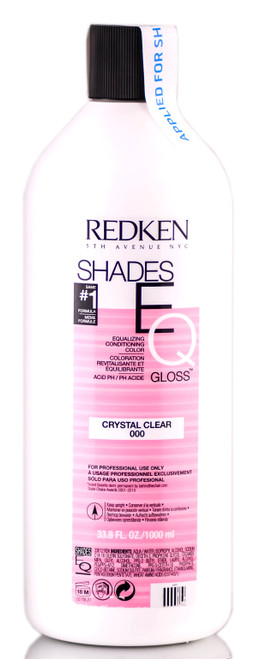 Redken Shades EQ Color Gloss - Crystal Clear 000