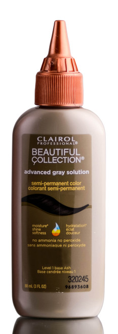 Clairol Professional Beautiful Collection Semi Permanent Color - Advanced Gray Solution