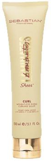 Sebastian Laminates Sheer Curl - Weightless Shine Curling Gelee