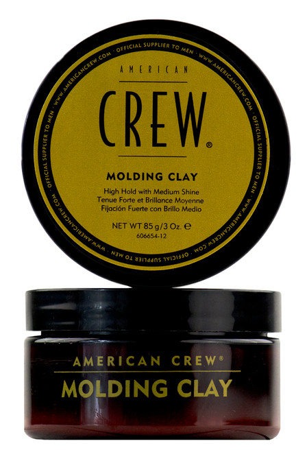 American Crew Molding Clay - High Hold with Medium Shine