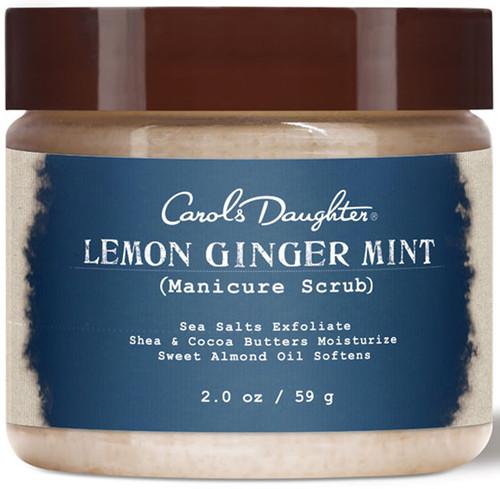 Carols Daughter Lemon Ginger Mint Manicure