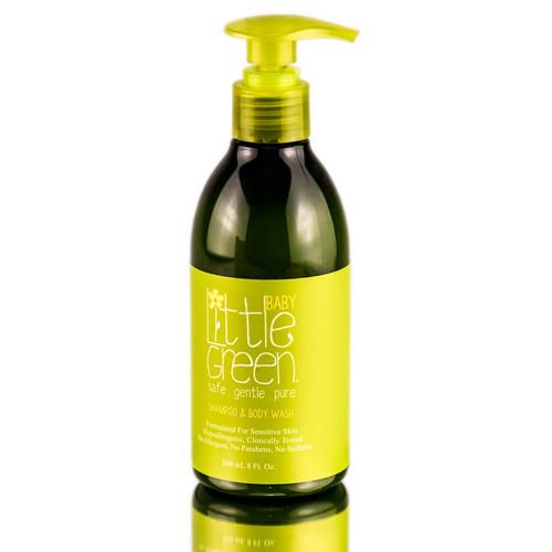Little Green Baby Shampoo & Body Wash
