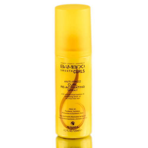 Alterna Bamboo Smooth Curls Re-Activating Spray