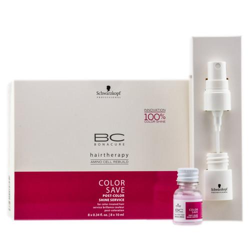 Schwarzkopf Professional BC Bonacure Color Save - Post Color Shine Service