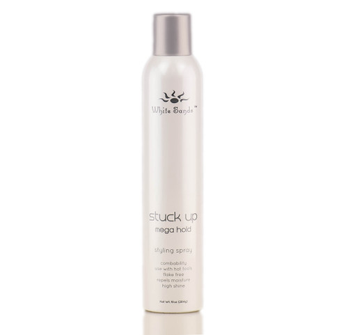 White Sands Stuck Up Mega Hold Styling Hairspray