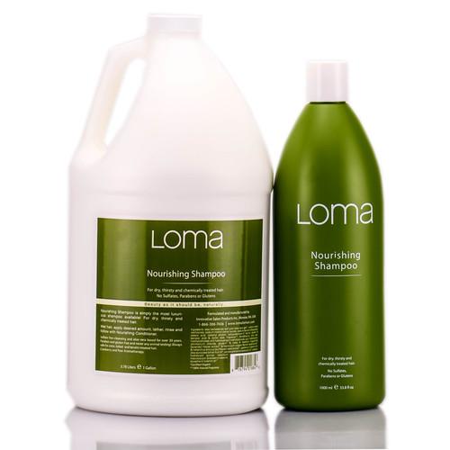Loma Organics Nourishing Shampoo