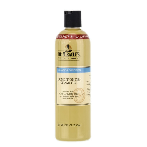 Dr. Miracle's Cleanse & Condition Conditioning Shampoo