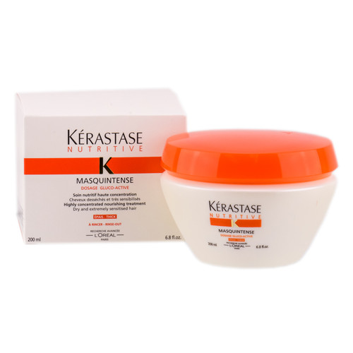 Kerastase Nutritive Masquintense - Highly Concentrated Nourishing Treatment (thick hair)