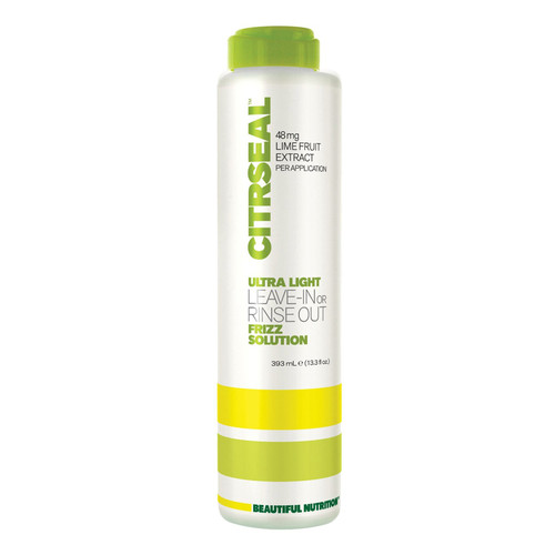 Beautiful Nutrition Citrseal Ultra Light Leave-in or Rinse Out Frizz Solution