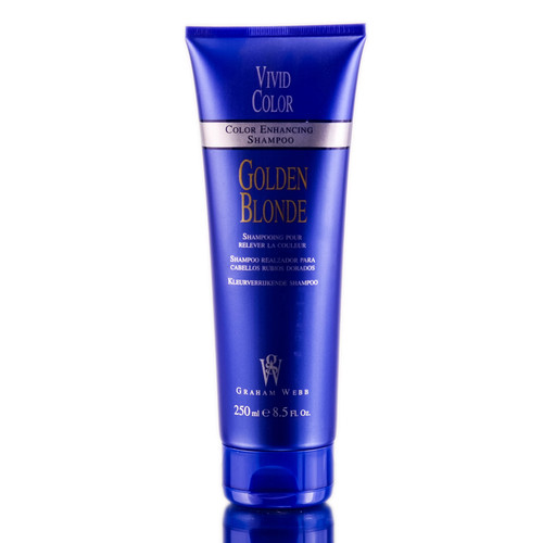Graham Webb Vivid Color - Color Enhancing Shampoo - Golden Blonde