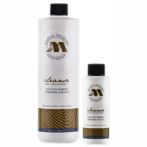 Marcia Teixeira Brazilian Chocolate Pre-Treatment Shampoo