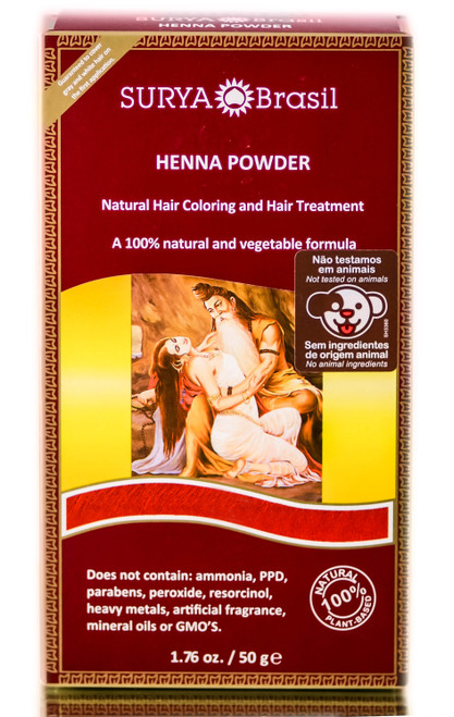 Surya Brasil Henna Powder
