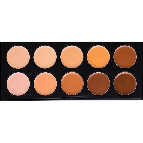 Morphe 10 Color Concealer Palette - 10CON