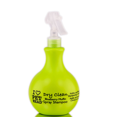 Tigi Pet Head Dry Clean - Blueberry Muffin - Waterless Spray Shampoo