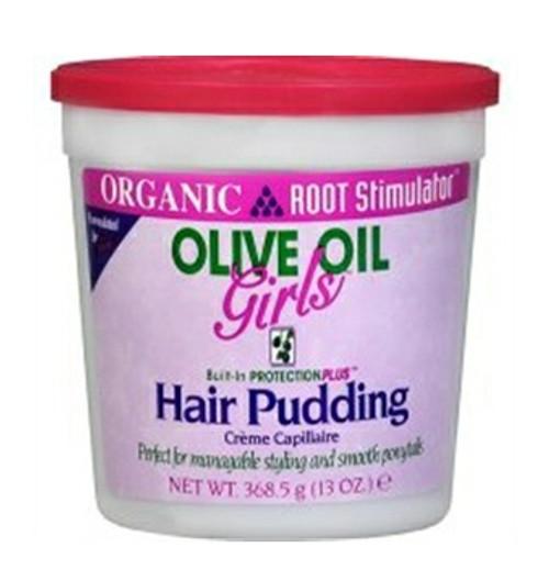 Organic Root Stimulator Olive Oil Girls Hair Pudding