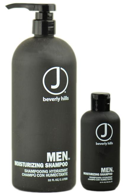 J Beverly Hills Men Moisturizing Shampoo