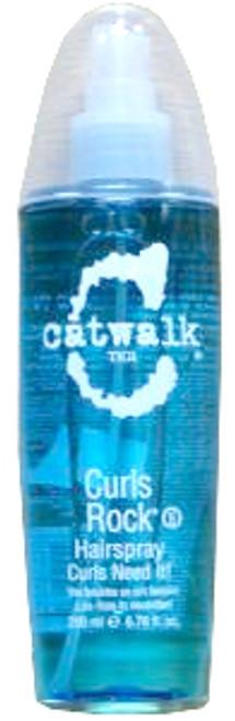 Tigi Catwalk Curls Rock Hairspray