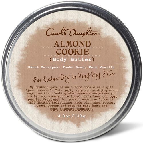 Carols Daughter Almond Cookie Body Butter